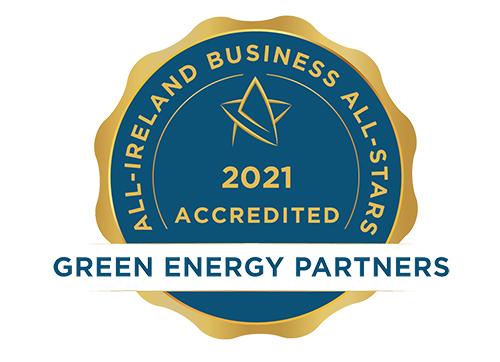 Accreditation Logo - Green Energy Partners